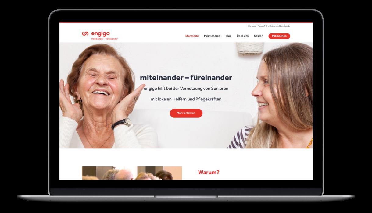 engigo website